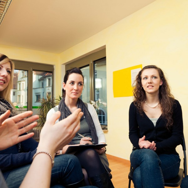 Women-talking-in-circle---medium